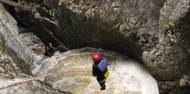 Canyoning - Dove Canyon image 1