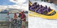 Bike Tour & Jet Boat Combo image 1
