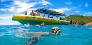 Fly & Raft - Whitsunday Flight & Ocean Rafting Combo image 6