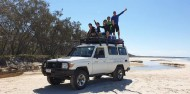 Four Wheel Drive - North Stradbroke Island image 1