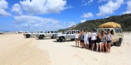 Fraser Island 3 Day Dingos 4WD Adventure image 1