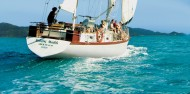 Whitsundays Sailing - 2 days & 1 night - Waltzing Matilda image 5