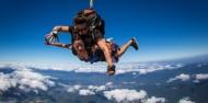 Thrills & Spills Combo - Skydive & Barron Raft image 2