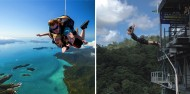 Skydive & Bungy Combo image 1