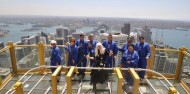 Sydney Tower Skywalk image 5