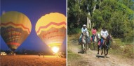 Ballooning & Horse Riding Combo - Everything Australia