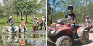 Horse Riding & Quad Biking Combo - Everything Australia