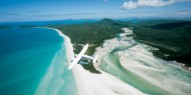 Scenic Flight & Snorkelling - Air Whitsunday - Everything Australia
