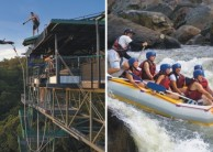Bungy & Barron Raft Combo