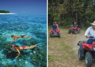 Green Island & Quad Biking Combo