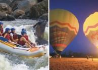 Ballooning & Barron Raft Combo