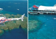 Reef Fly & Cruise Combo - Reef Magic