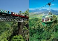 Skyrail & Kuranda Railway Combo