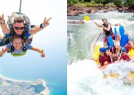 Mission Possible Combo - Mission Beach Skydive & Tully Raft