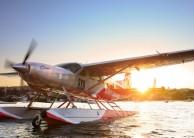 Sunset Seaplane Scenic Flight & Dining
