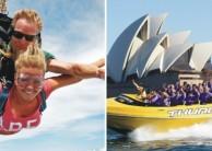 Skydive & Jet Boat Combo