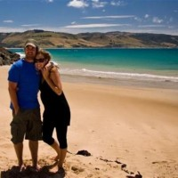 Apollo Bay on the stunning Great Ocean road, Victoria