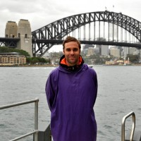 Sydney Harbour Jet Boat - Nigel Jan 2013