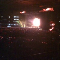ACDC concert at ETIHAD Stadium, Melbourne