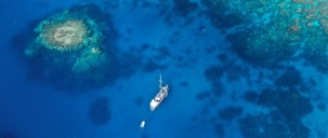 Reef Boat Overnight - Coral Sea Dreaming