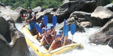 Rafting - Barron River Half Day- Raging Thunder - Everything Cairns