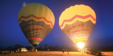 Ballooning - Raging Thunder - Everything Cairns