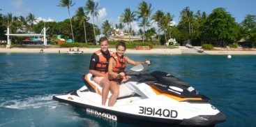 Jetskiing - Whitsunday Jetski Tours - Everything Australia