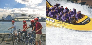 Bike Tour & Jet Boat Combo - Everything Australia
