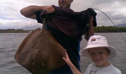 Estuary Fishing - Fishing the Tropics - Cairns