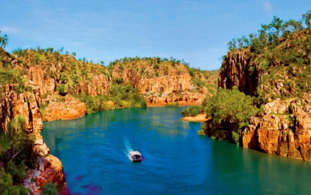 Katherine Gorge & Edith Falls Day Tour - Darwin