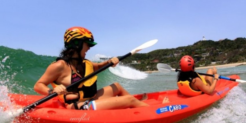Kayaking - Cape Byron Kayaks