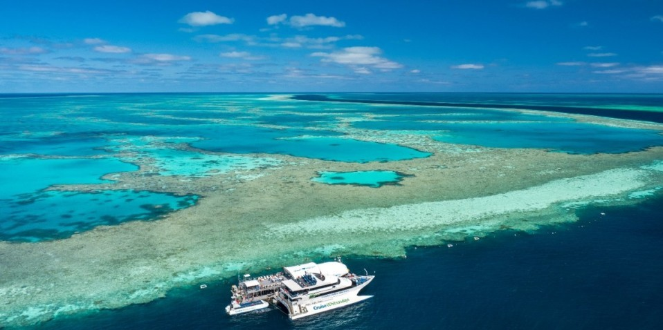 Great Barrier Reef Day Trip - Cruise Whitsundays